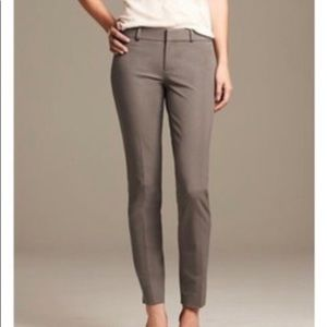 Banana Republic Sloan Fit Pant